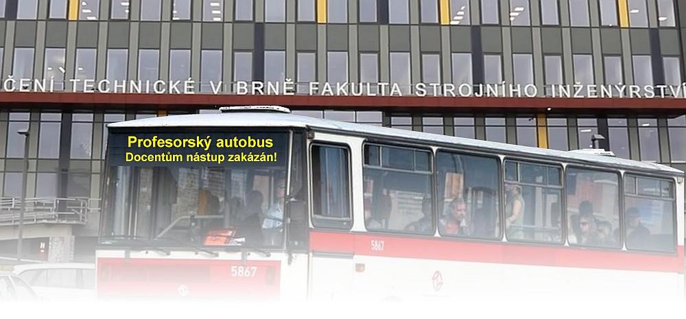 Brno: Nástup do autobusu zakázán!